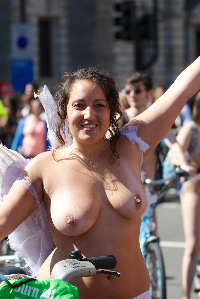 Naked flickr girls