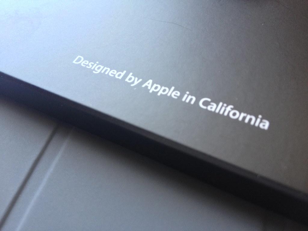 Designed By Apple In California Eric E Castro Flickr