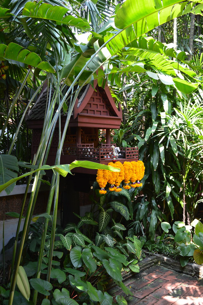 Jim Thomsons House And Garden, Bangkok, Thailand