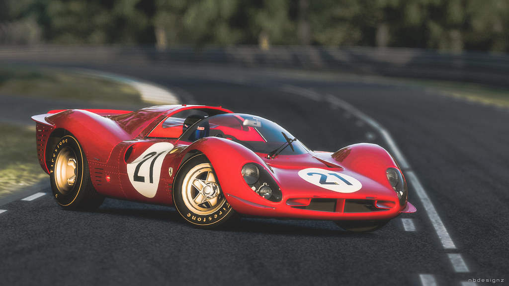 ferrari 330 p4 gran turismo 5 nicolas flickr. Black Bedroom Furniture Sets. Home Design Ideas