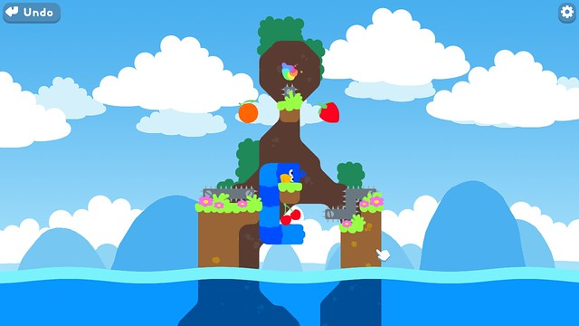 Snakebird, by Noumenon Games