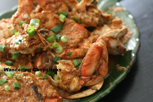 Singaporean Chilli Crabs 15