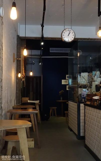台北。Stone Espresso Bar