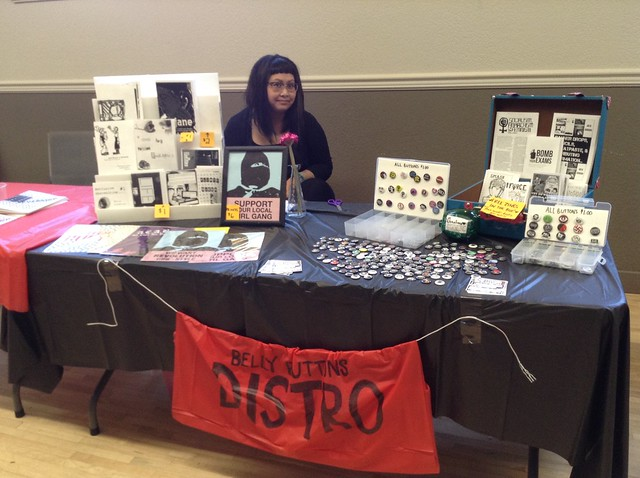 Edmonton Anarchist Book Fair 2015