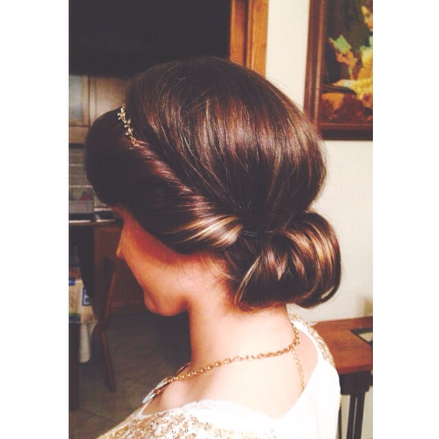 Pettinatura riuscita 👌 adoro 😍 #princesshair #hair #happyeaster