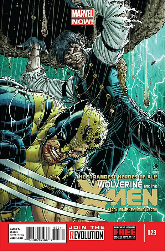Marvel NOW! Wolverine and the X-Men 23