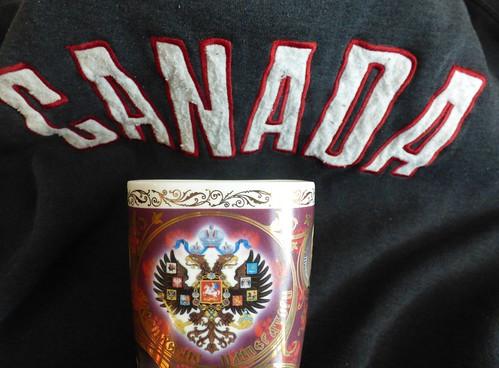 Canada & Russia