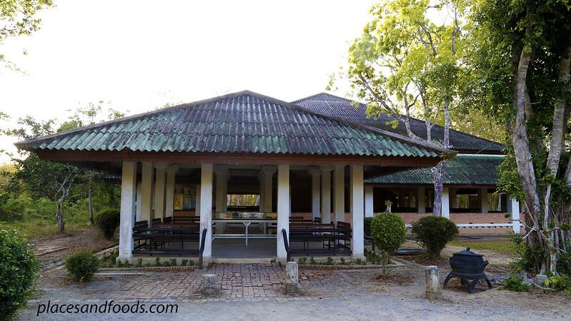 yarang ancient town pattani