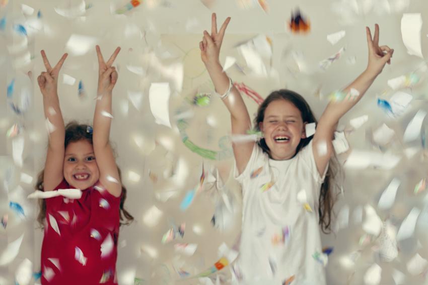 """Confeti """"2 años de Litel Pipol"""""""
