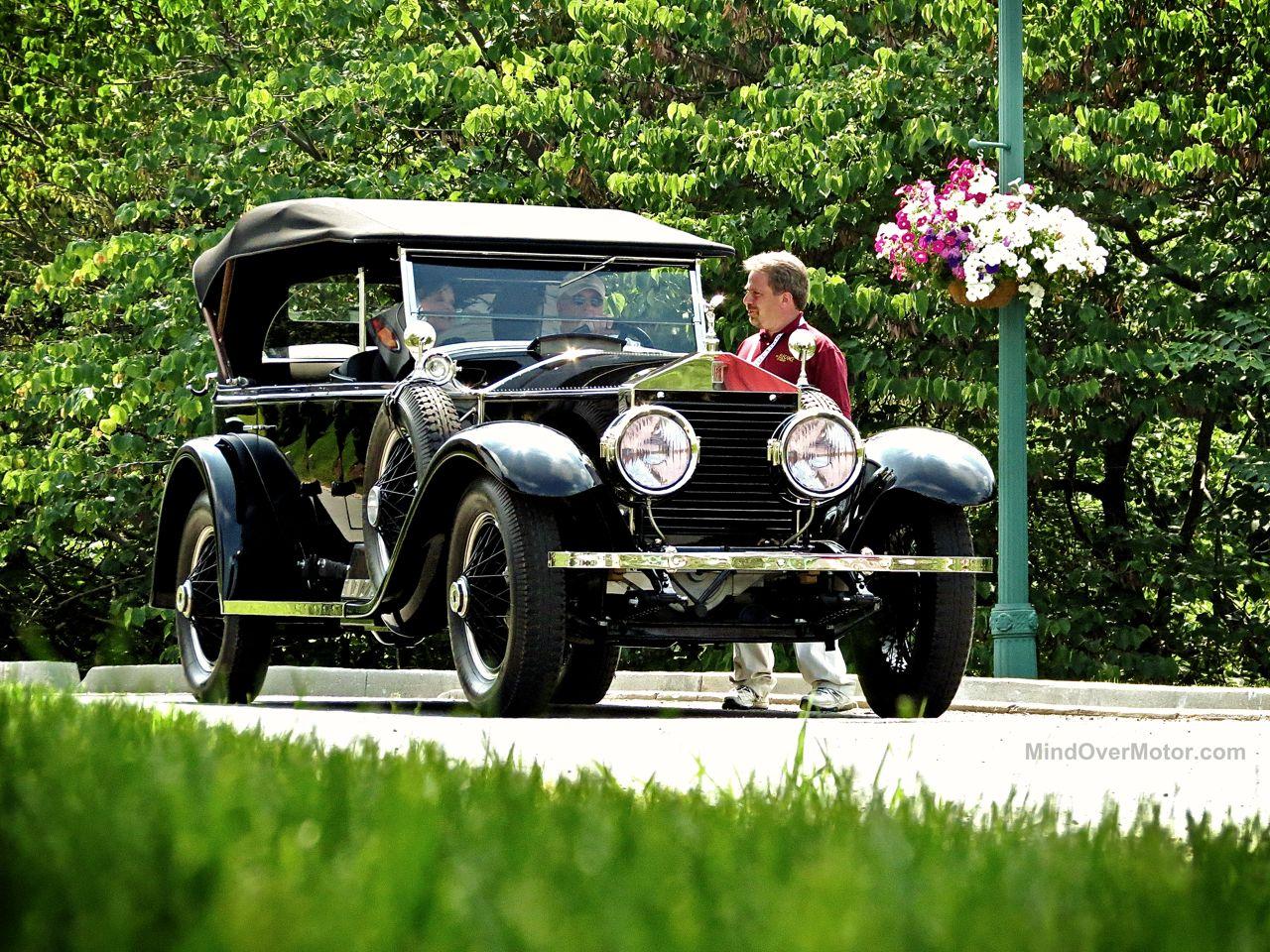 Hershey Elegance 2 Rolls Royce Silver Ghost Merrimac