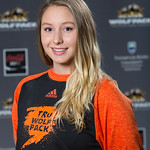 Taylor Carmichael, WolfPack Swim Team