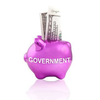 Government Spending | by Tax Credits