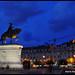 The Night Is Beautiful! - Praça da Figueira Lisbon N10053e
