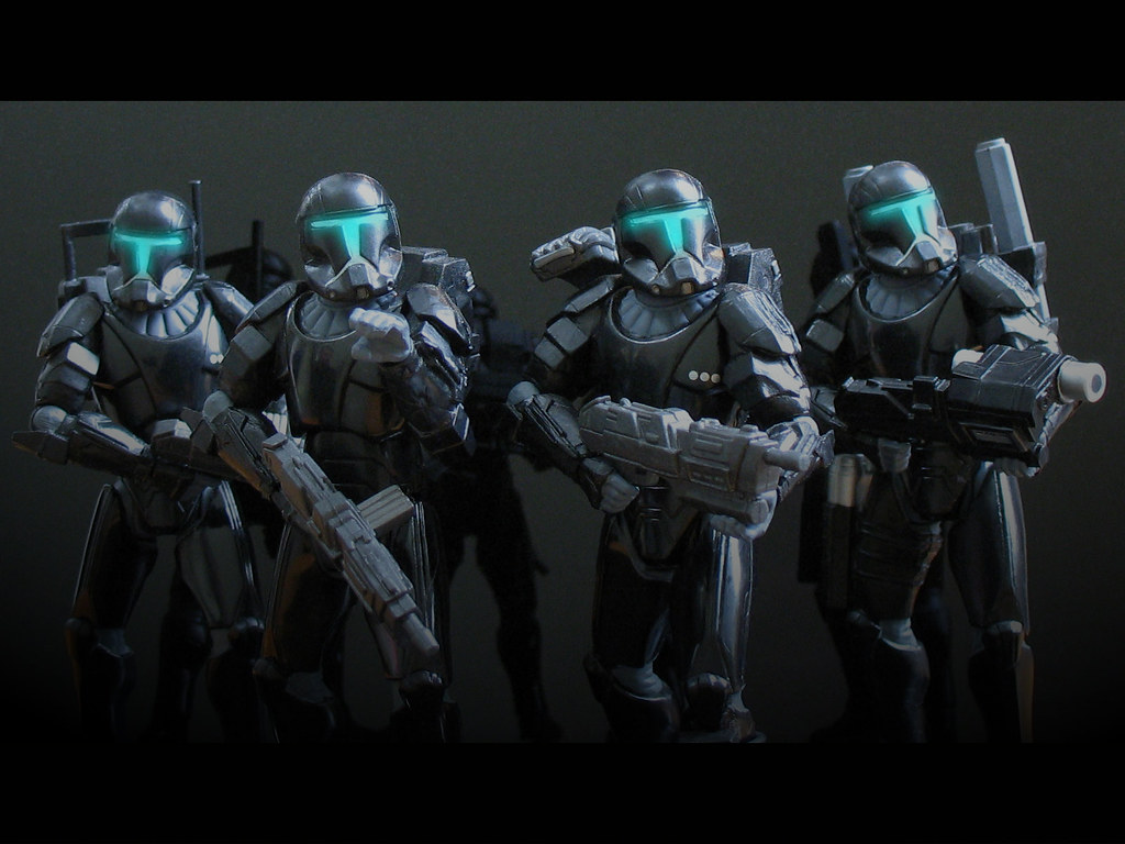 clone commando squad image - photo #13