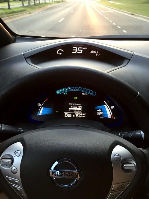10,000 EV Miles