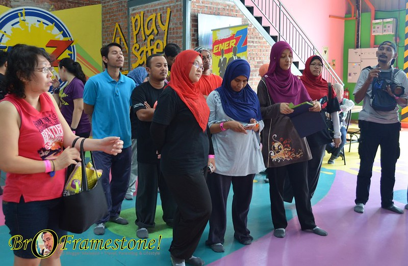 EnerZ Bloggers Family Day
