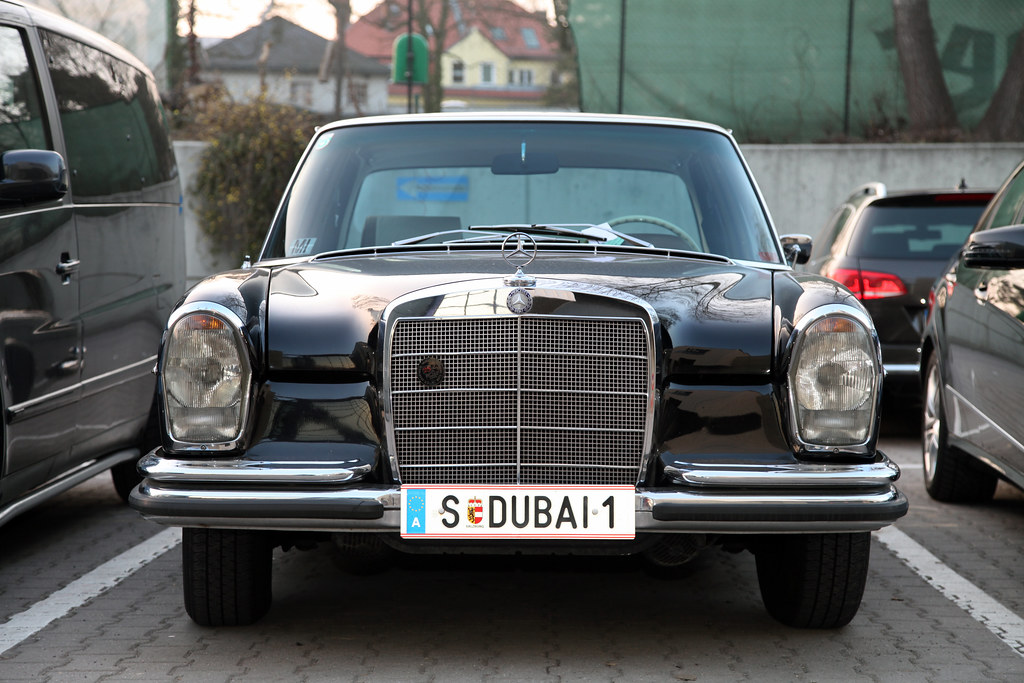1965 72 mercedes benz s klasse w 108 109 250 s 300 se for Mercedes benz 108