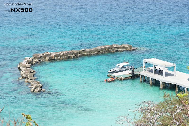 maiton island jetty