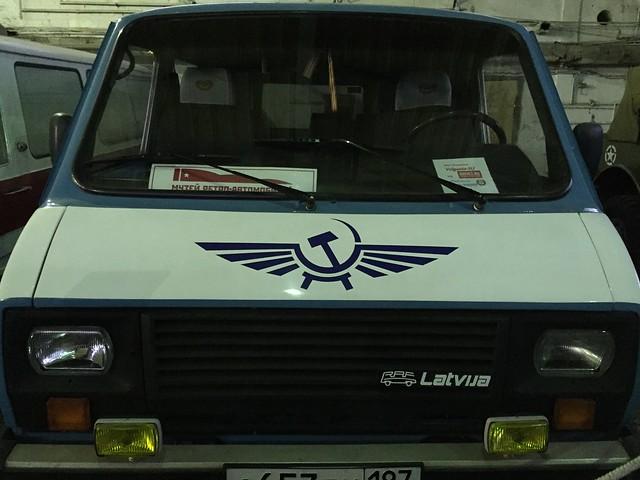 РАФ-22038, 1988