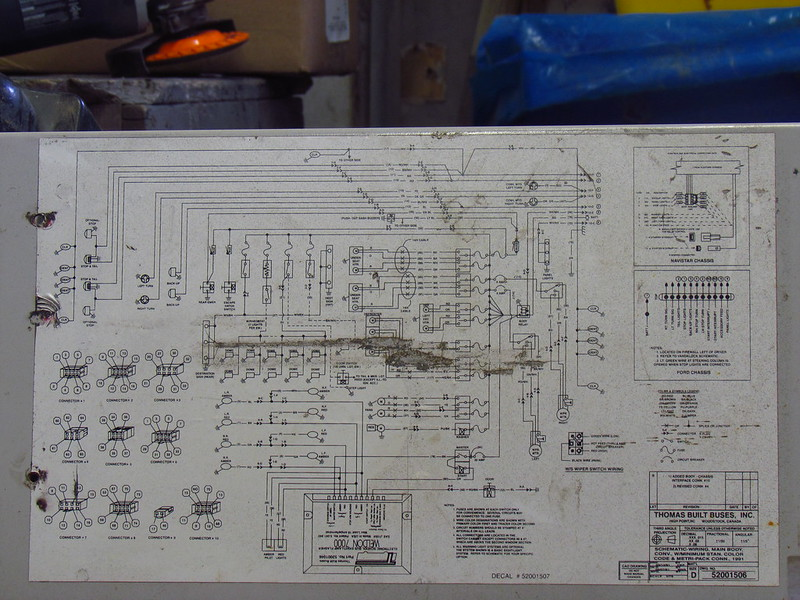 Looking For Any Thomas Wiring Diagrams