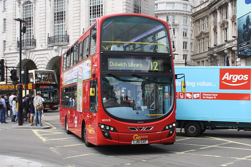 London Central WHV8 LJ61GXF