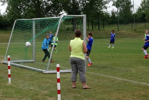 TSV Leuna 1919 U11 v SV 1916 Beuna U11