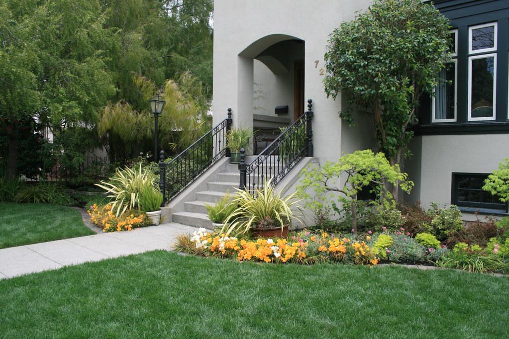Front Garden | David Feix Landscape Design | Flickr
