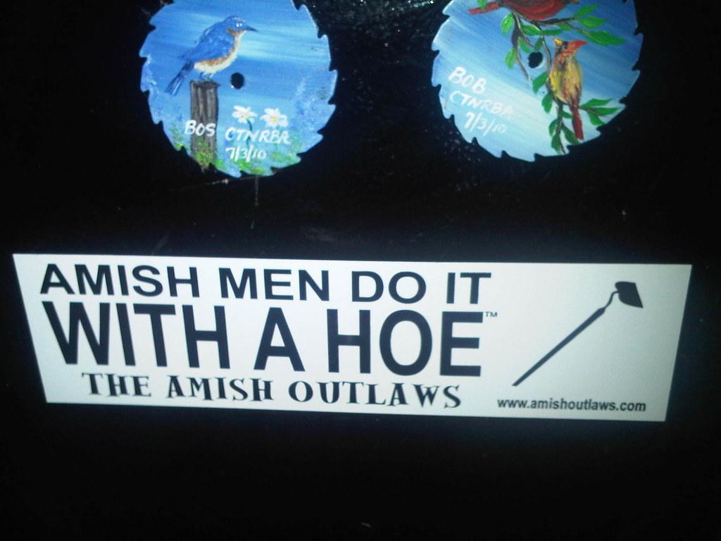 Amish dating english