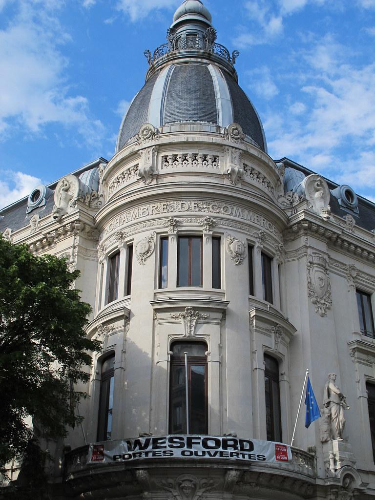 Ancienne chambre de commerce 1900 21 avenue f lix vial for Chambre de commerce grenoble