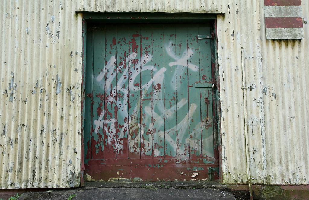 Warehouse door bryan funnell flickr for Door 3d warehouse