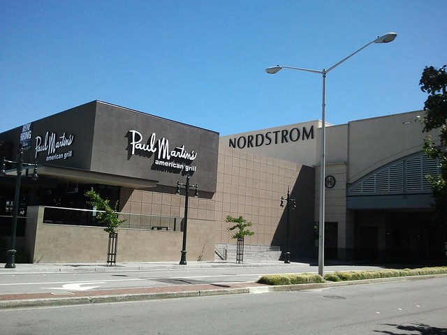 Paul Martin's and Nordstrom - Hillsdale Shopping Center