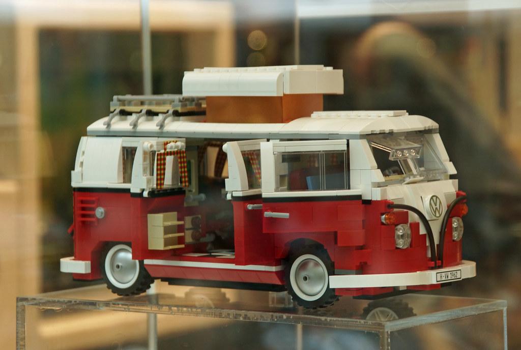 hamburg lego vw bus nik morris van leiden flickr. Black Bedroom Furniture Sets. Home Design Ideas