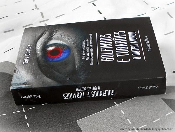 Livro, Golfinhos e Tubarões, Tais Cortez, Chiado, resenha, crítica, opinião, trechos