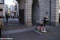 LITERARY LAMB No.24 - Shaun The Sheep - Shaun in the City - London - 150512 - Steven Gray - IMG_0426