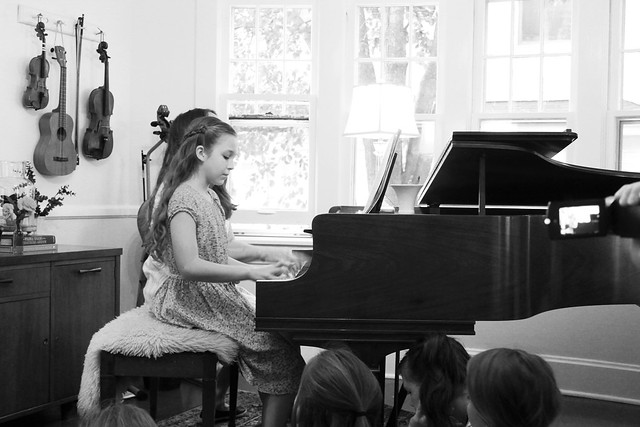Hope's Piano Recital