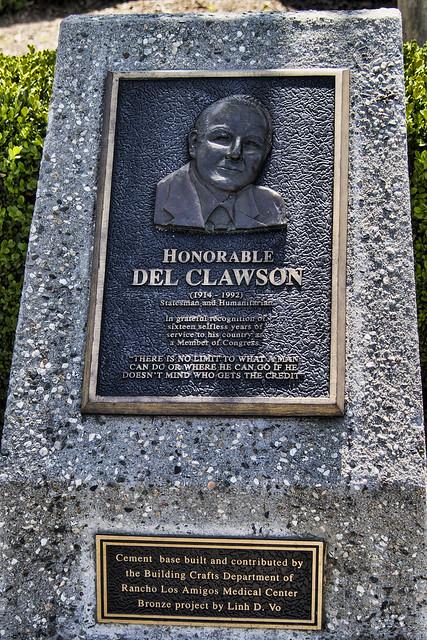 Del Clawson Memorial