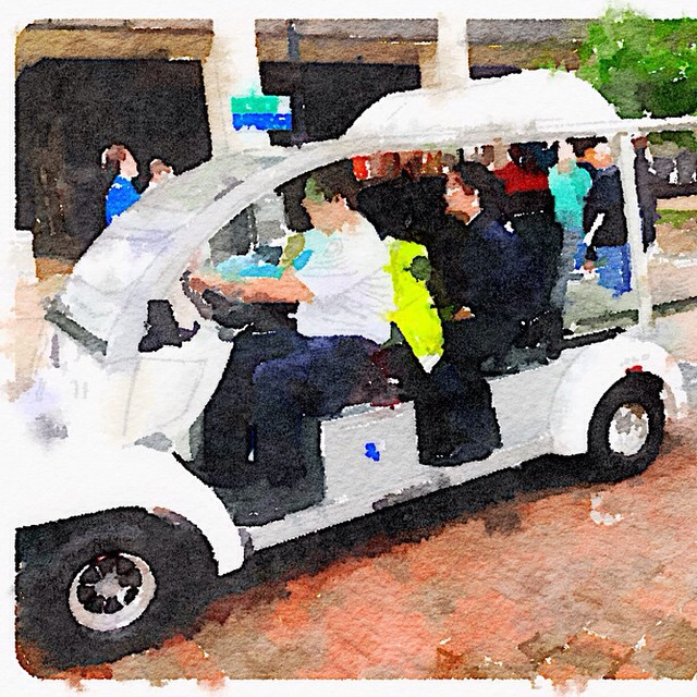 #Mayfest #Tulsa #Streetlife #EMT's #EMSA #Waterlogue