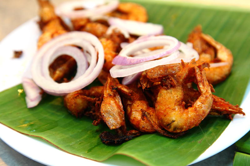 Fried-Prawns