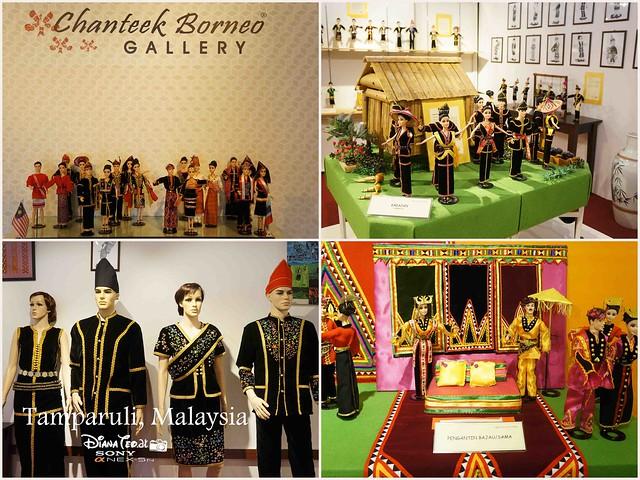 Sabah - Tamparuli Chanteek Borneo Gallery
