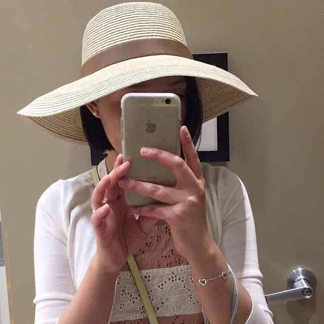 The Limited Banded Sun Hat