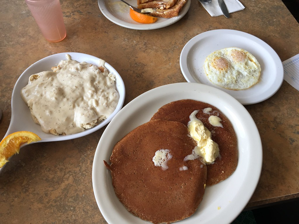 Prineville Breakfast - Oregon Outback