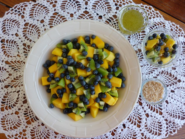 Refreshing Summer Fruit Salad