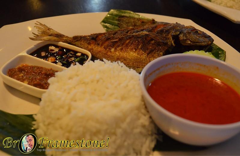 Ikan Bawal Set Restoran Tempayan Bandar Baru Sungai Buloh