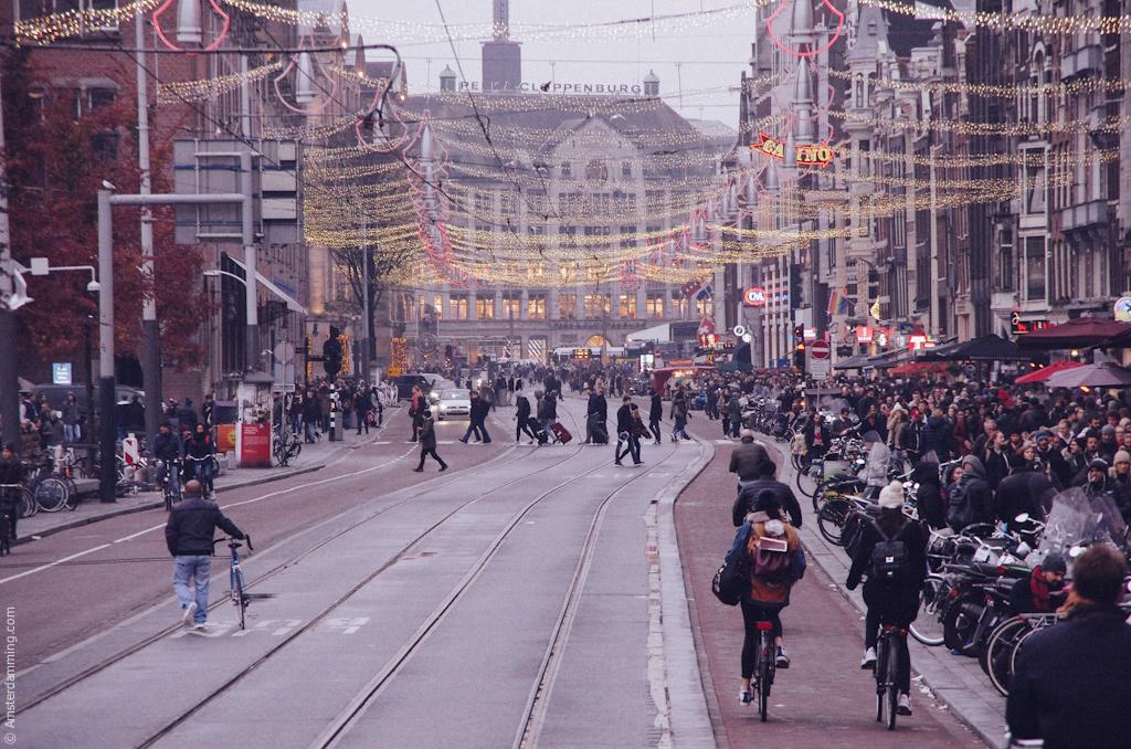 Amsterdam, Centrum