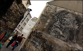 Vhils | by Chrixcel