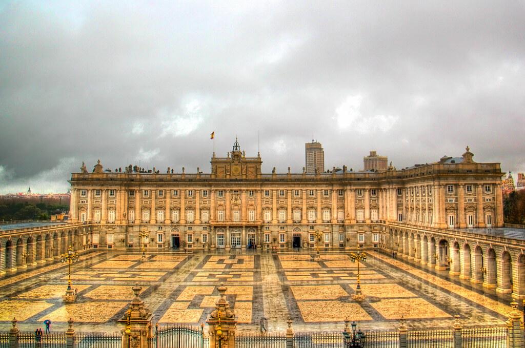 Royal Palace of Madrid - Madrid, Spain  The Palacio Real ...