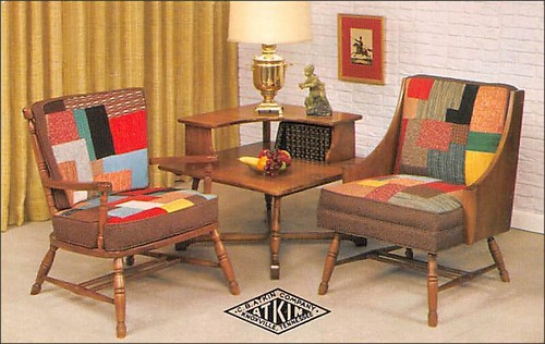 Cb Atkin Co Furniture Knoxville Tn Pick A Patch Chairs Av Flickr