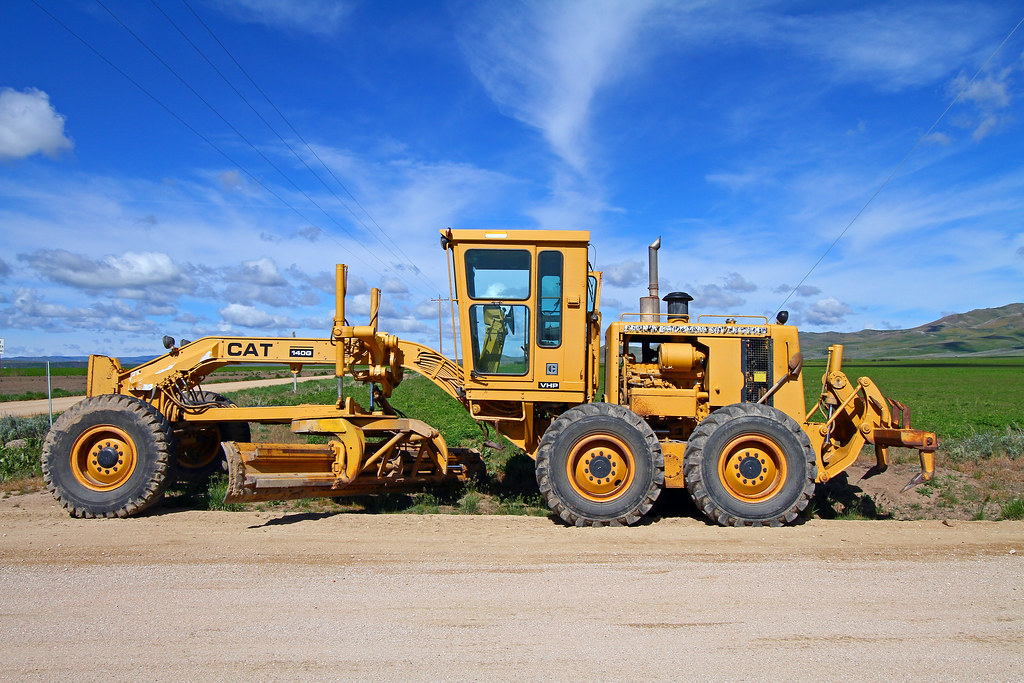 Cat 140g Motor Grader Near Fairfield Id Under