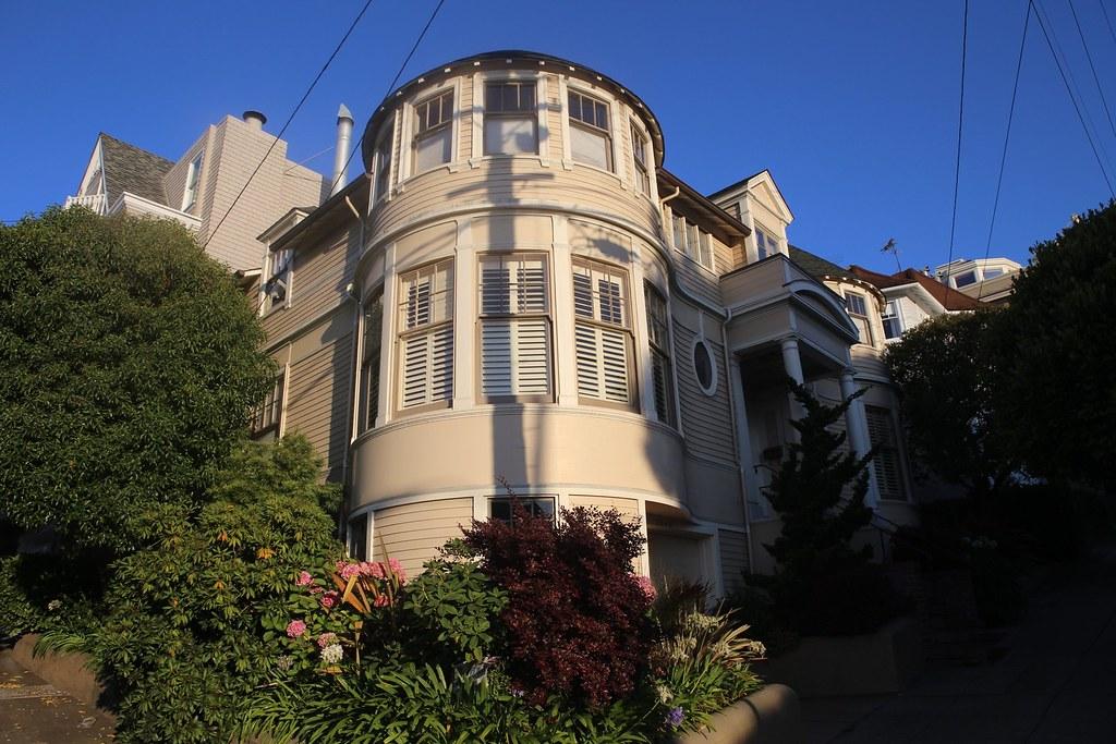 Mrs doubtfire house 2640 steiner street san francisco for 2640 steiner street
