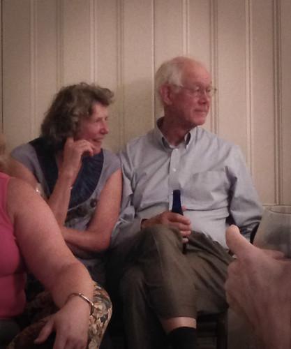 Judy & Richard